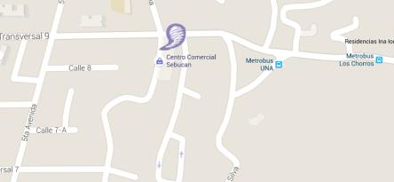 Mapa COMA